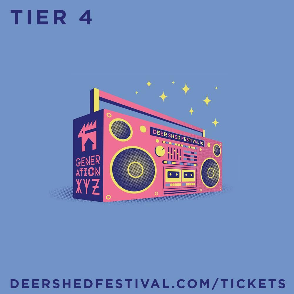 With just 300 adult #DeerShed10 tickets remaining, June is your LAST CHANCE to ...
