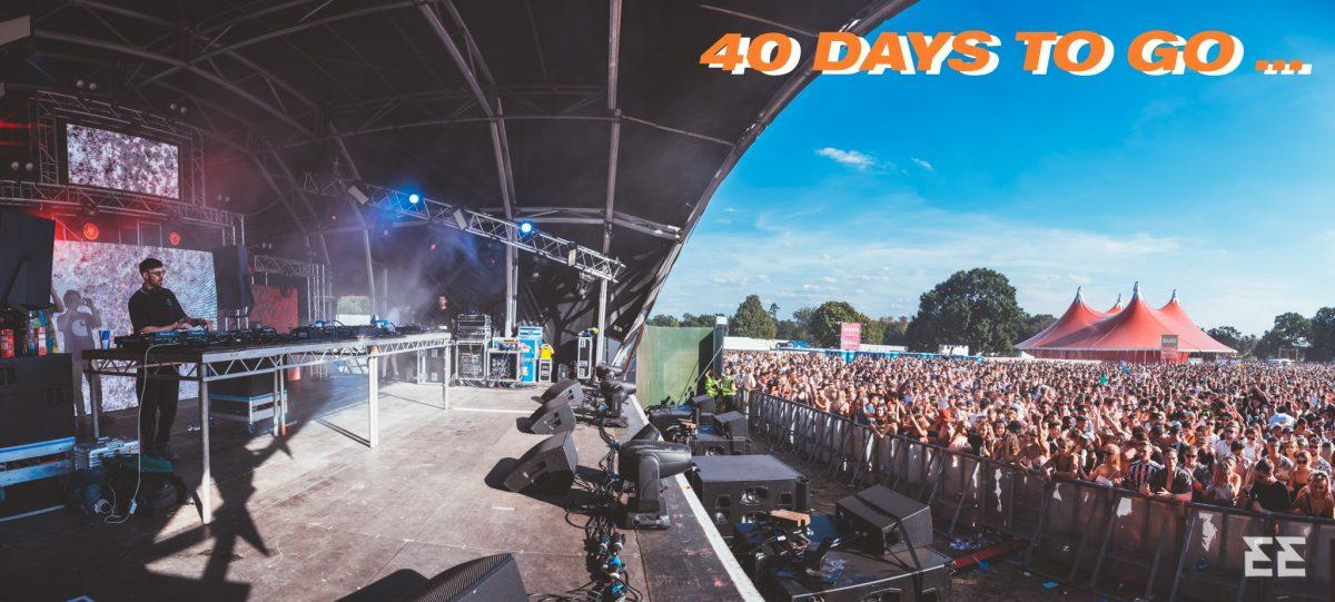 40 Days and counting
