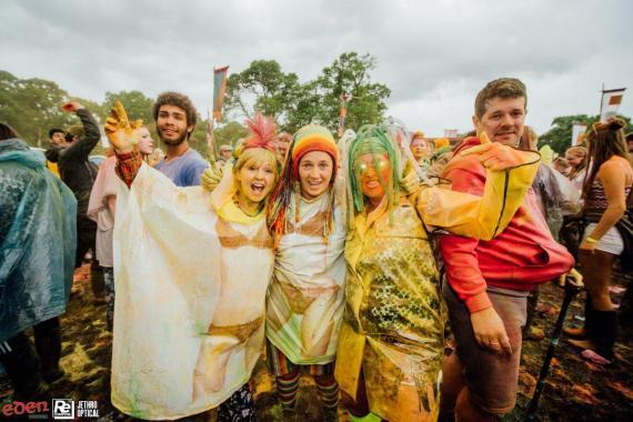 Eden Festival news : Yesterday was top notch!!…