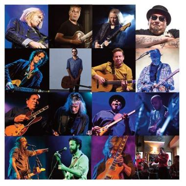 Edinburgh Jazz and Blues Festival news : Gotta love the guitar – first created in ancient Egypt, the longest is 13.4 m, t…
