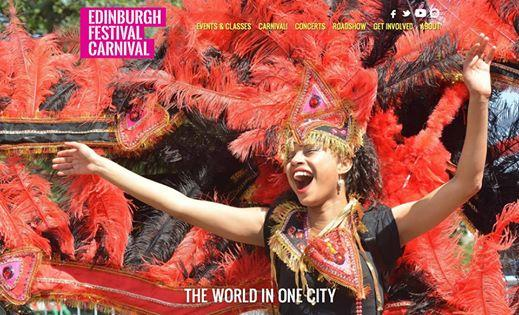 Edinburgh Jazz and Blues Festival news : Hooray! #EJBF19's Edinburgh Festival Carnival – The World in One City website is…