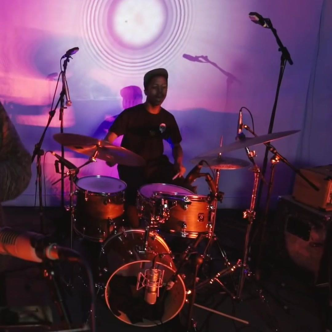 The current UK jazz scene iwelcomes audiences from club music and hip-hop and de...