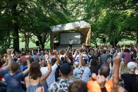 End of the Road Festival news: Beyond our four music stages, if you venture far enough into the forest, you'll