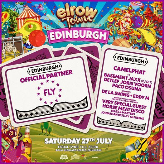 Buzzing to announce that we're teaming up with our friends at elrow to bring el...