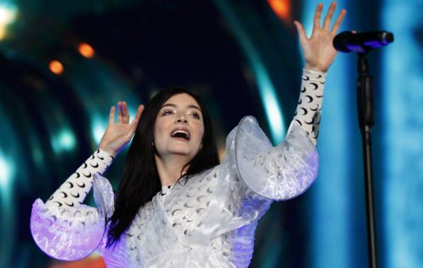 NME Festival blog: Lorde confirms she's started work on her next album