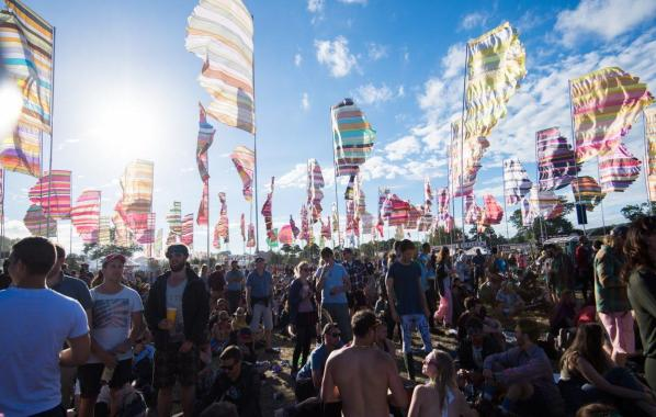 NME Festival blog: Here's the first look at Glastonbury's new pier attraction
