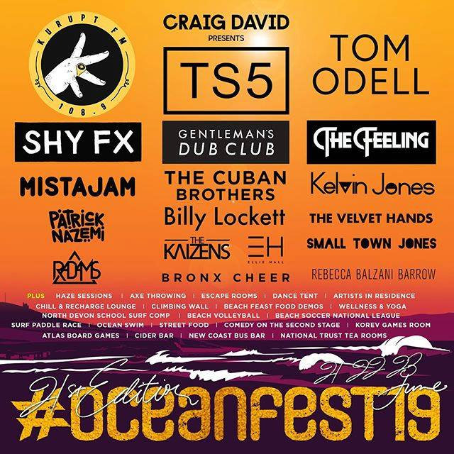 This time next week we'll all be partying in Croyde!...