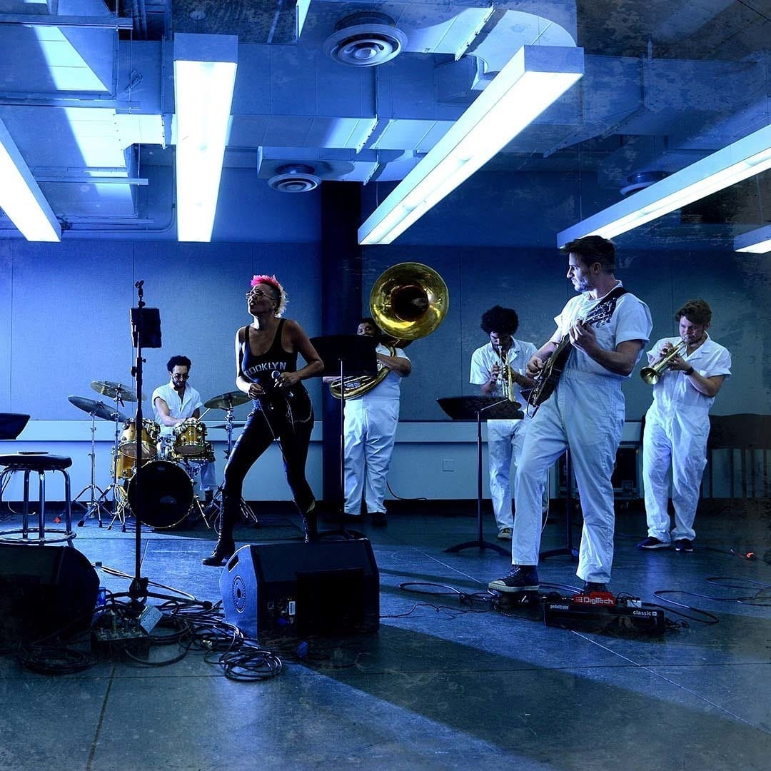Brass Against is a band on a mission – to make exceptional music but also to res...