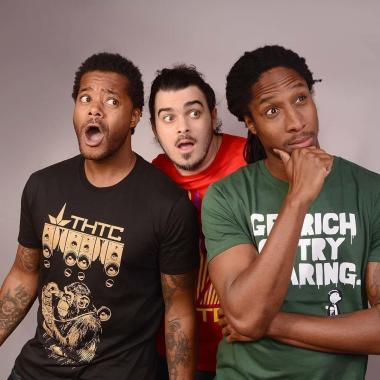 Greenbelt news : This award-winning hip hop three-piece blend beatboxing, off-the-cuff free-styli…