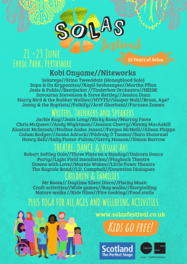 Greenbelt news : This weekend, Solas Festival hosts its 10th festival, this year at its new locat…