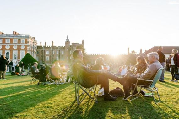 Hampton Court Festival news : Is it too early to have post festival blues?