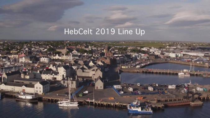 Hebcelt news :  HebCelt 2019 … just around the corner