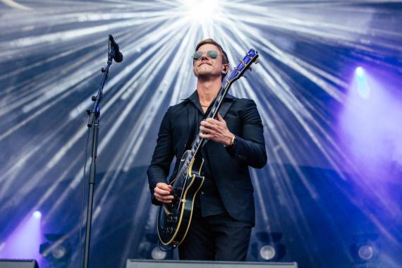NME Festival blog: Interpol lead latest additions to Open'Er festival 2019