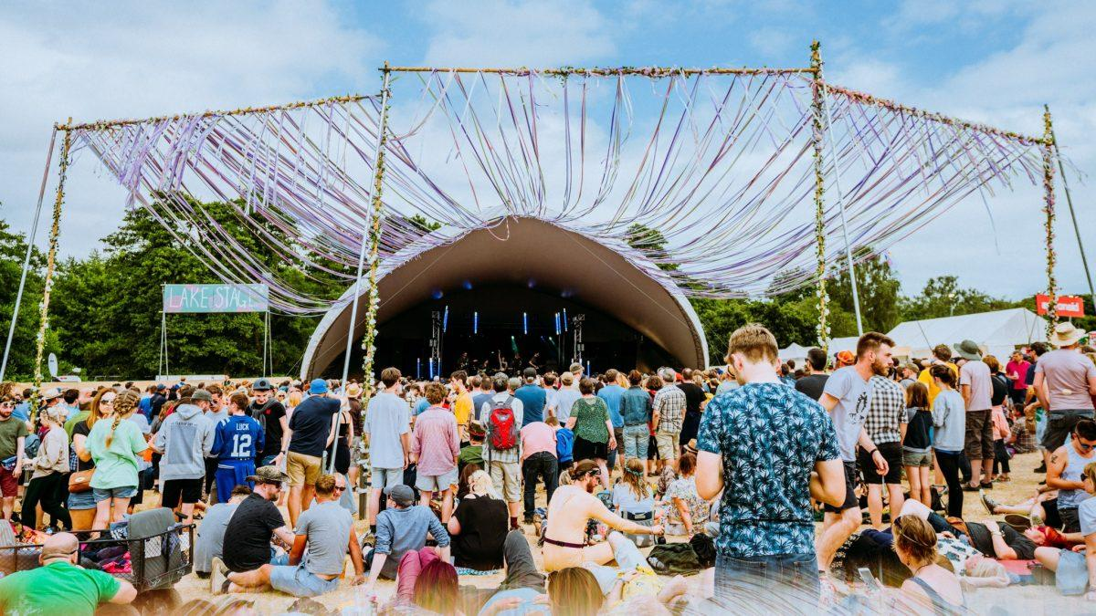 Discover your new favourite band on The Lake Stage this year - showcasing some o...