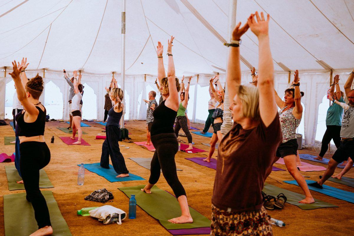 Happy International Day Of Yoga!  Head over to SOLAS this Latitude to experience...