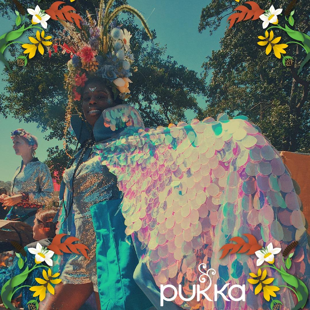Pukka Herbs is returning to Latitude this year with another interactive, herbal ...
