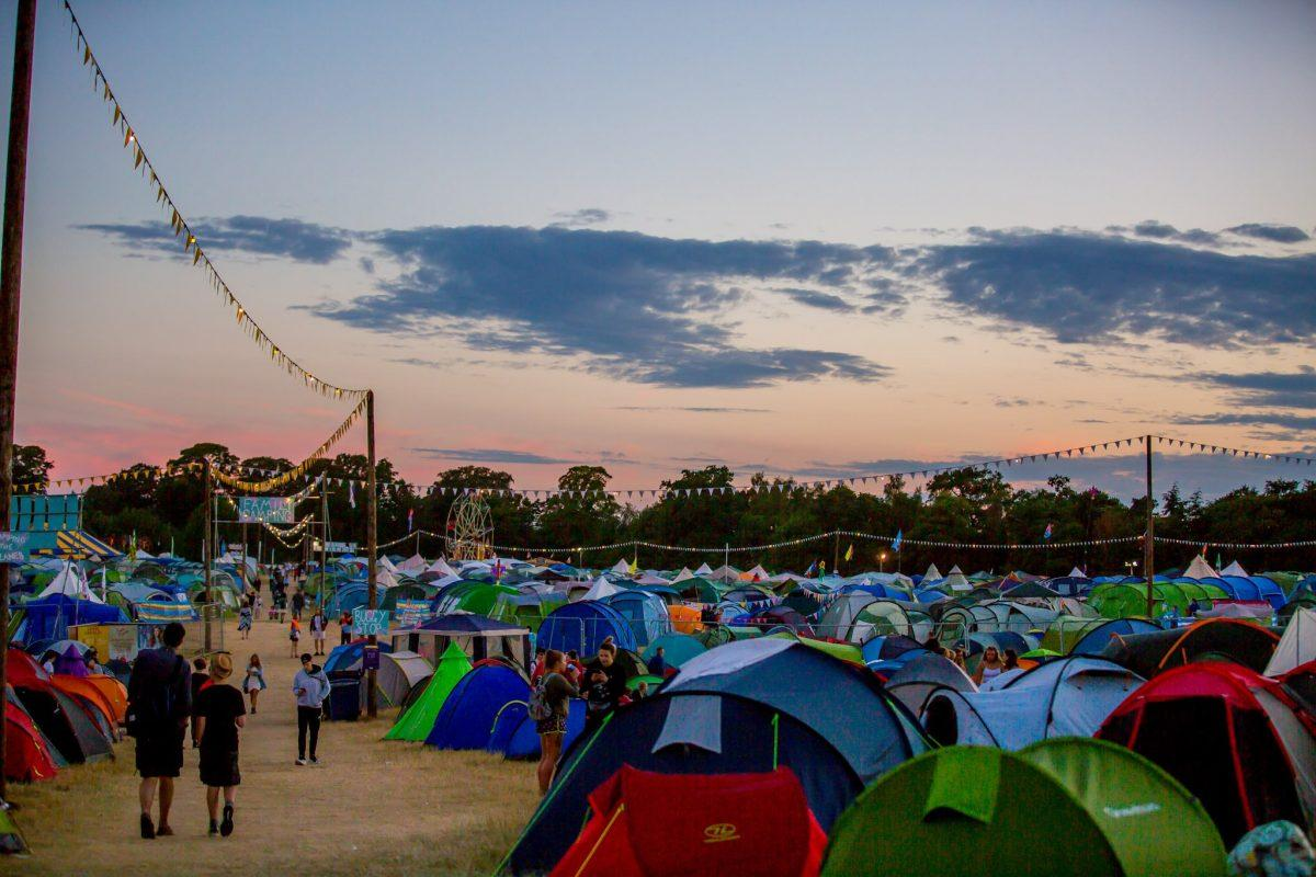 Who is joining us in the Latitude campsites this year? Weekend and day tickets o...