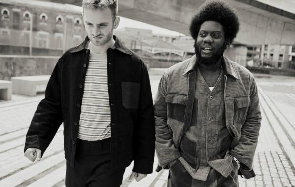 NME Festival blog: Listen to Michael KiwanukaandTom Misch's disco-laced collaborative single, 'Money'