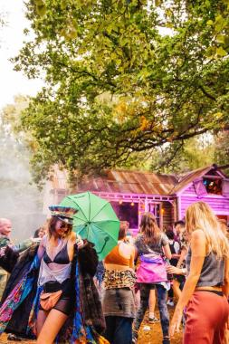 Lost Village news from @lostvillagefest: In the heart of the forest, where nothing else matters…