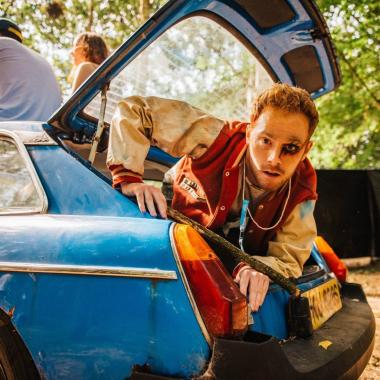 Lost Village news from @lostvillagefest: Needs a lift?…
