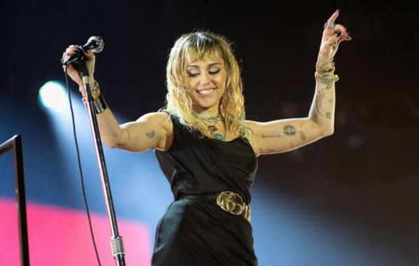 NME Festival blog: Listen to a full version of Miley Cyrus' reworked Nine Inch Nails song from 'Black Mirror'