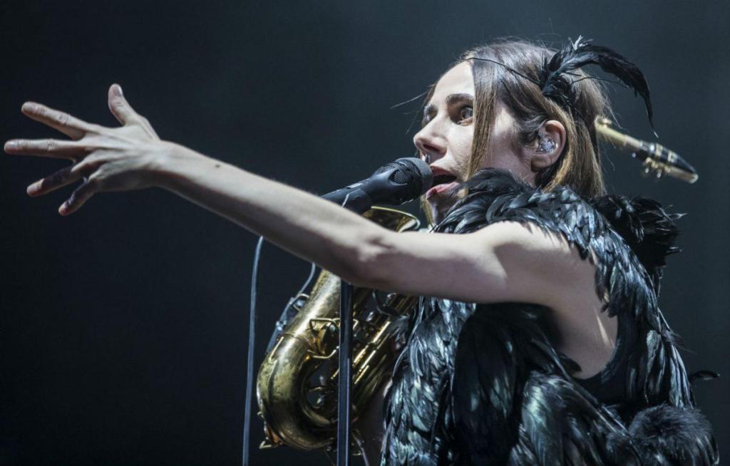 NME Festival blog: PJ Harvey releases six new songs from