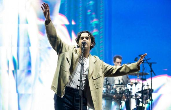 NME Festival blog: Dirty Hit's Jamie Oborne gives update about The 1975's new album