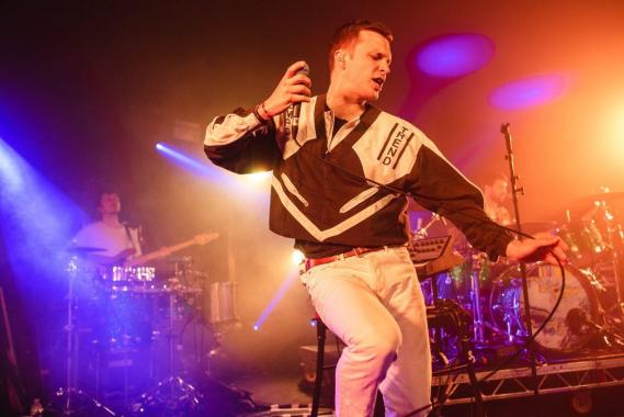 The Great Escape news: Friendly Fires showed us how to bring the energy to Friday of TGE19 for Radio X …