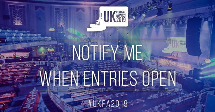 UK Festival Awards news: #festival season is in full swing & we're gearing up for the 2019 #Awards  S…