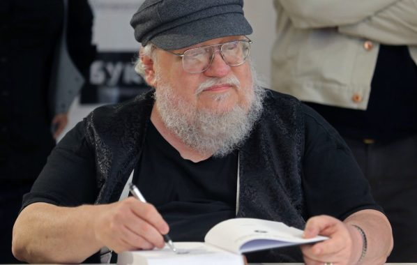 NME Festival blog: It looks like George R.R. Martin's 'Game of Thrones' novel 'The Winds of Winter' is going to be delayed even more