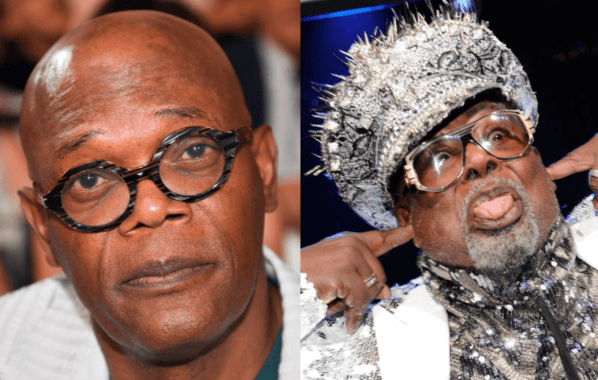 NME Festival blog: Samuel L. Jackson to play George Clinton in upcoming Neil Bogart biopic, 'Spinning Gold'