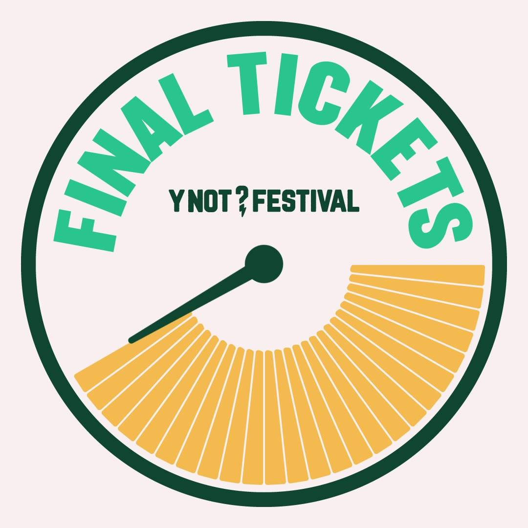 We are down to our FINAL tickets. This is a warning...