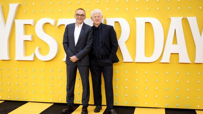 NME Festival blog: Danny Boyle and Richard Curtis open up about working with the music of The Beatles on 'Yesterday'
