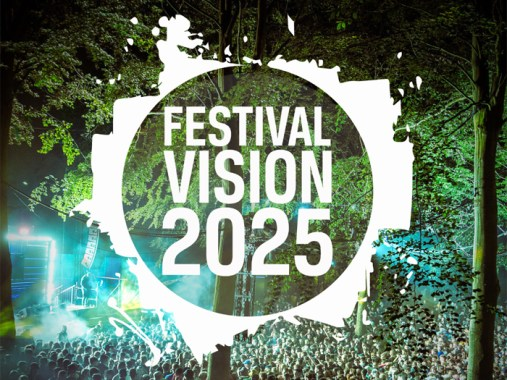 Festival Insights NEWS: Festival Vision: 2025 launches crowdfunder for more sustainable events industry