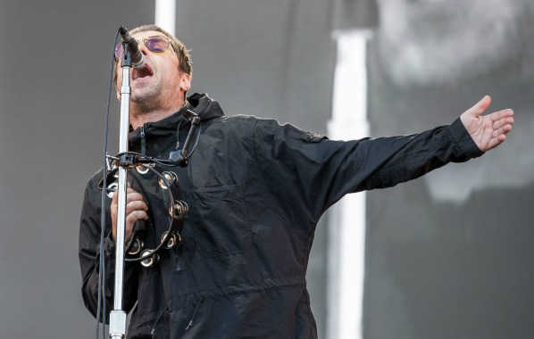 NME Festival blog: Liam Gallagher on when he'll be touring – and who could be supporting him