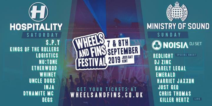 PUNK DUO SLAVES CURATE LINEUP FOR WHEELS AND FINS FESTIVAL