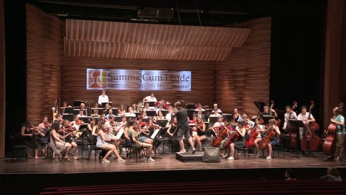 FESTIVAL HIGHLIGHTS: SCL MuTh Concert – VIOLINISSIMO / JSO Tulln & Esther Abrami