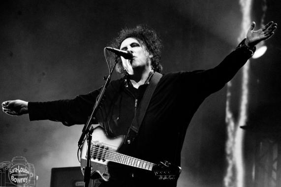 The Cure at Glastonbury 2019