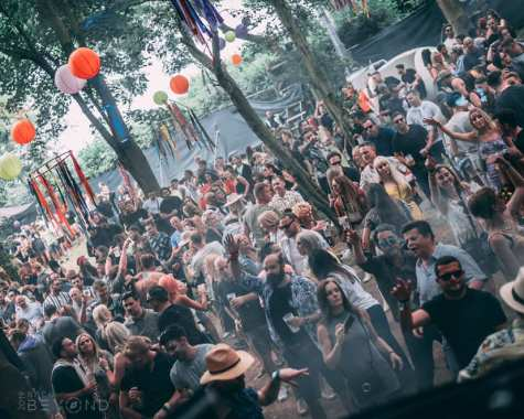 Back of Beyond Festival news : Last week we were making memories in the forest…