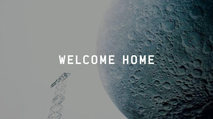 Bluedot Festival news:  Welcome Home