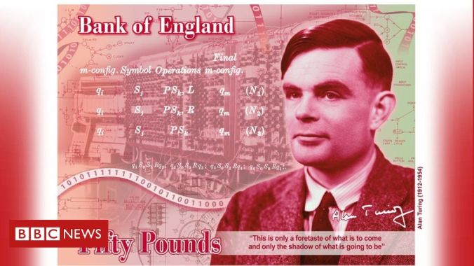 Brighton Pride news: New face of the £50 note is revealed