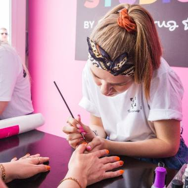 Brighton Pride news: We're excited to announce that All Out Beauty UK will be partnering with B. by S…