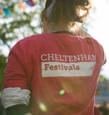 Cheltenham Festivals news : A MASSIVE thank you to all of our incredible volunteers who have helped us bring…