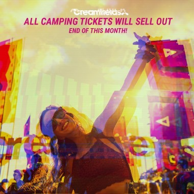 Creamfields news : All #Creamfields2019 camping tickets will sell out end of this month….