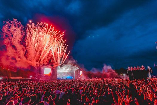 Creamfields news : Thank you Cream Classical In The Park you have been amazing! See you for the big…