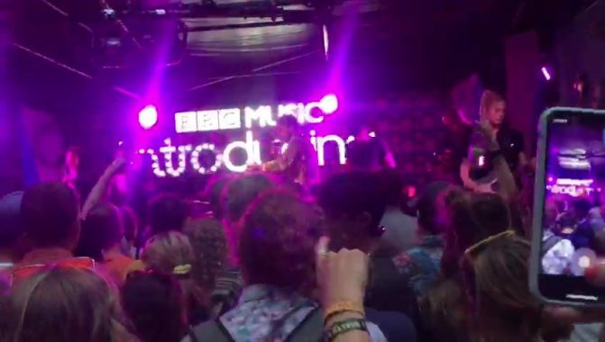 Festival Flyer Facebook news: Packed stage in the woods at Latitude for an intimate gig with Tom Grennan after…