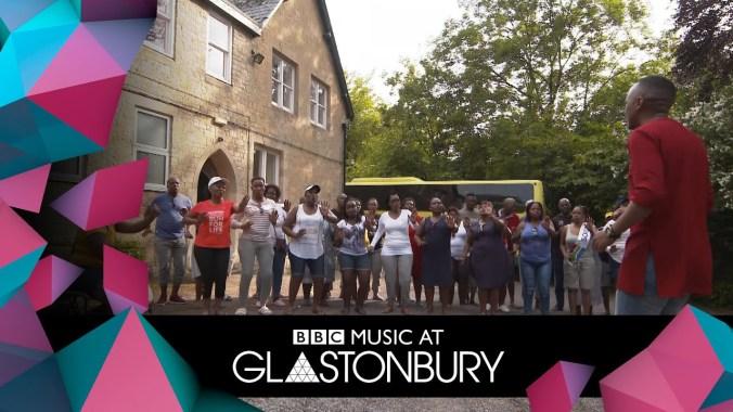 Glastonbury Abbey Musical Extravaganza news : Langa Methodist Church Choir – Glastonbury 2019