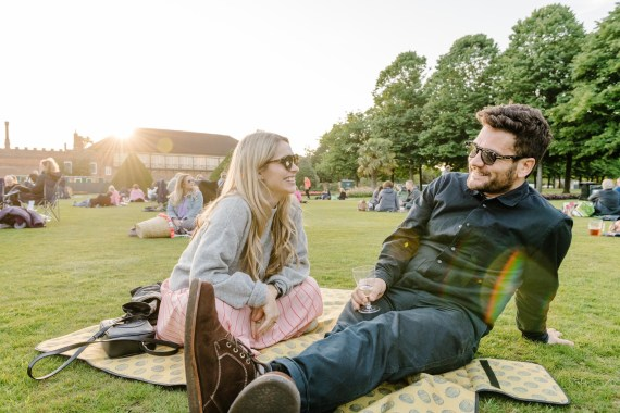 Hampton Court Festival news : That look when you already know it's going to be an unforgettable night.  It all…