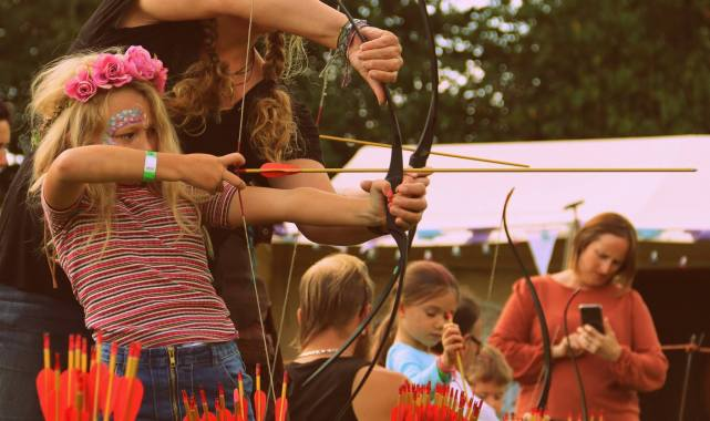 Into the Wild Festival news: Do something Wild and amazing this Summer!