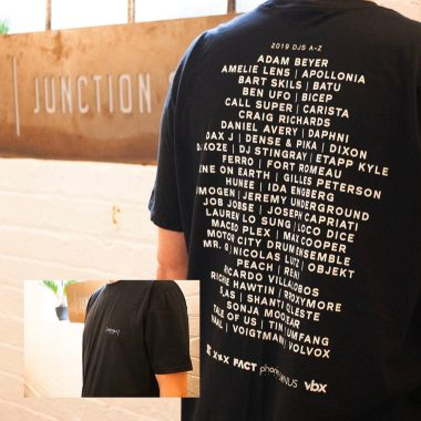 Junction 2 news : We've just released a selection of Junction 2 2019 merchandise online….